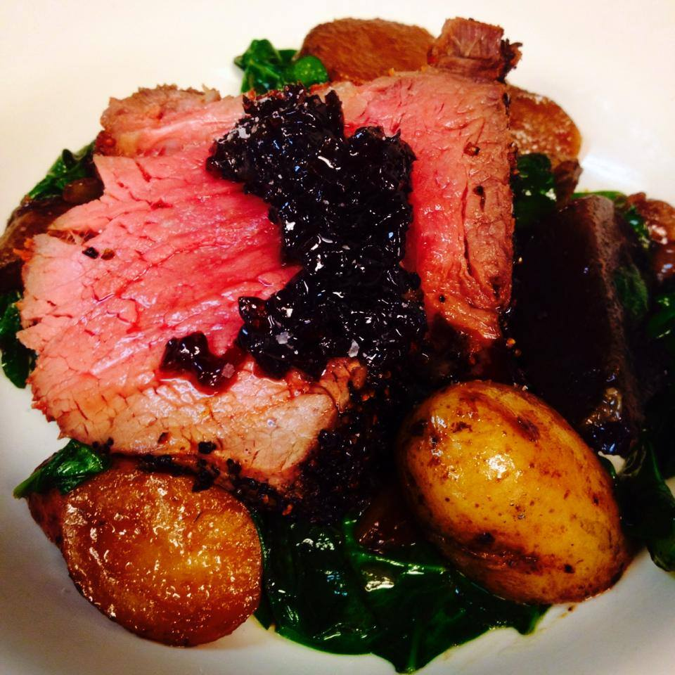 Roast Beef With New Potatoes And Shallots Recipes — Dishmaps